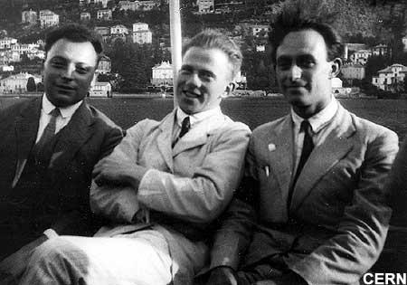 Pauli-Heisenberg-Fermi
