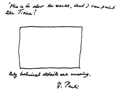 Pauli-Titian