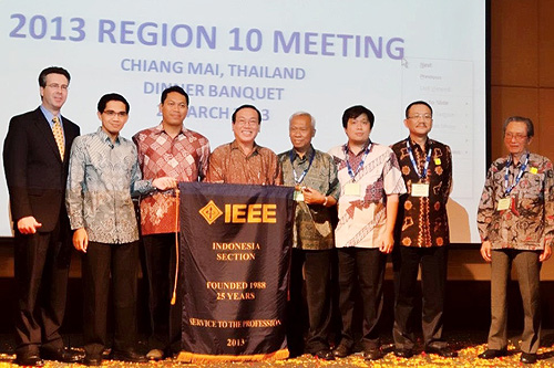 IEEE Indonesia Section Silver Anniversary